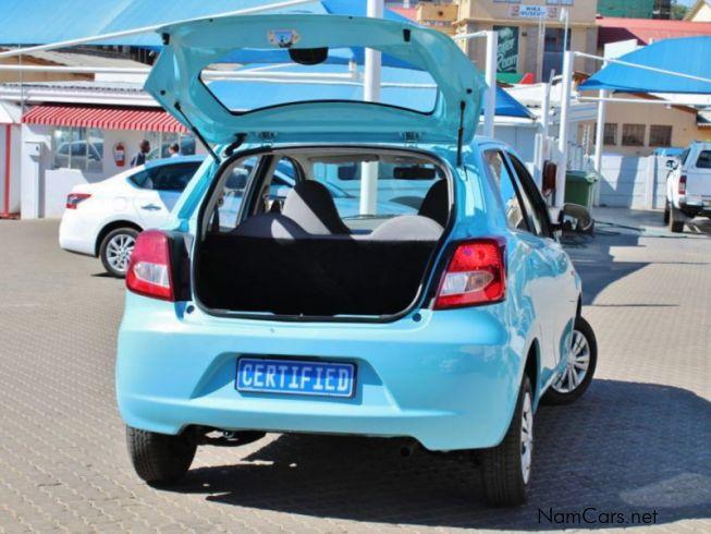 Used Datsun Go | 2015 Go for sale | Windhoek Datsun Go ...