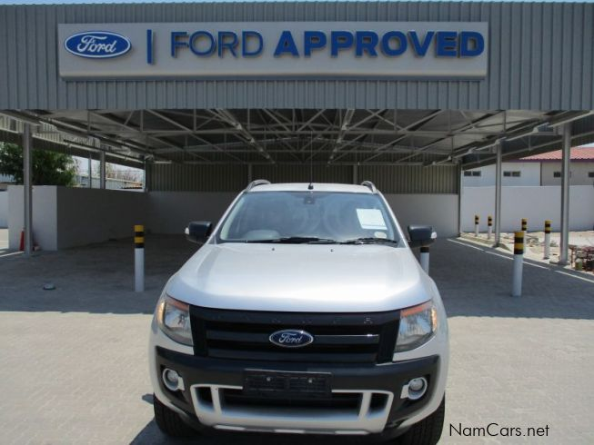 Ford 3.2 TDCI Wildtrack 4x4 6AT D/Cab in Namibia
