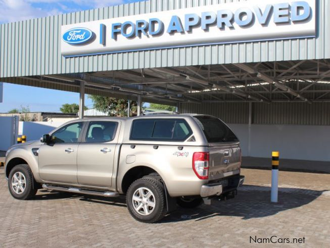 Ford Ranger XLT in Namibia