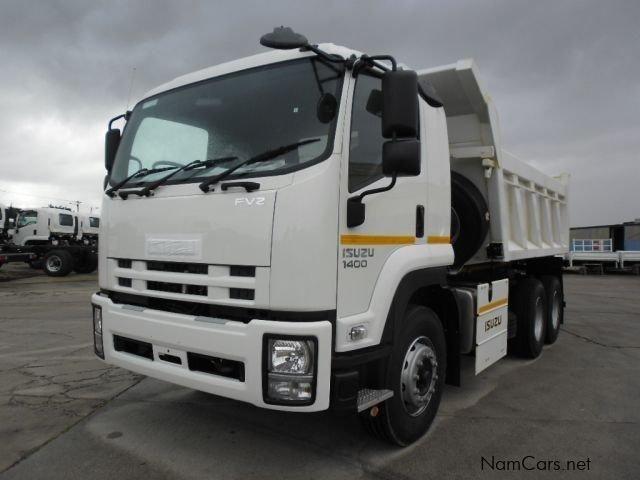 Tipper 10 cubic   2015 FVZ1400 6X4 Tipper 10 cubic for sale   Windhoek