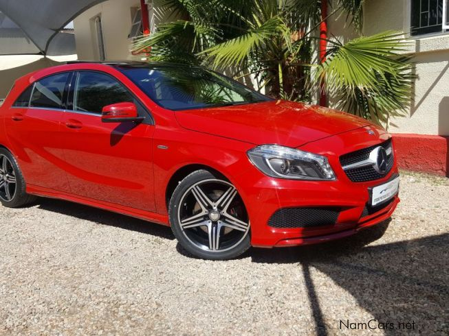 Used mercedes benz a250 amg auto 2015 a250 amg auto for for Mercedes benz a250 sport for sale