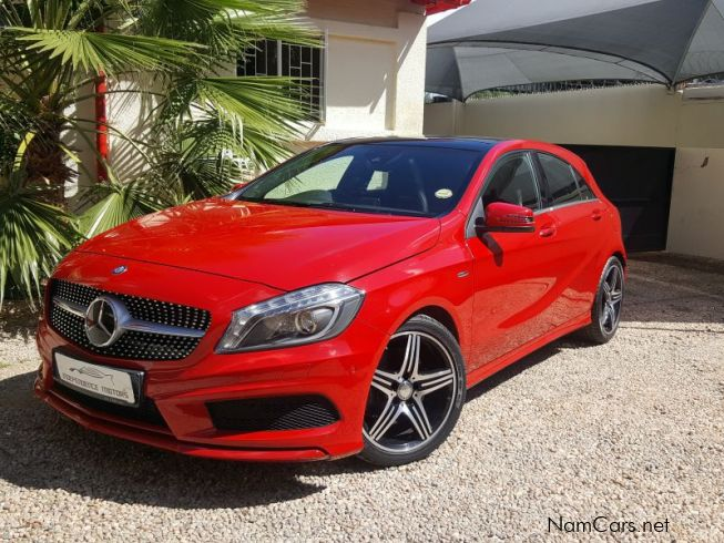 used mercedes benz a250 amg auto 2015 a250 amg auto for sale windhoek mercedes benz a250 amg. Black Bedroom Furniture Sets. Home Design Ideas