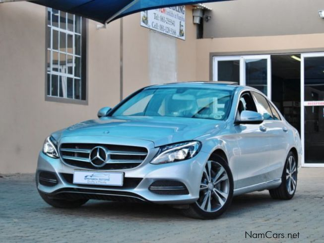used mercedes benz c 250 bluetec 2015 c 250 bluetec for sale windhoek mercedes benz c 250. Black Bedroom Furniture Sets. Home Design Ideas