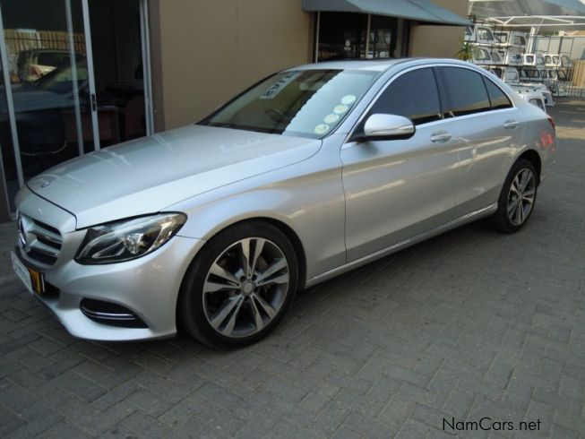 Used mercedes benz c250 bluetec avengarde 2015 c250 for 2008 mercedes benz c250 for sale