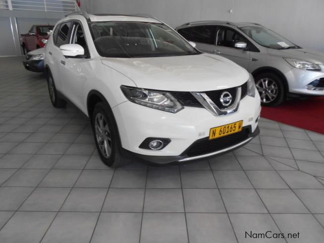 Nissan X-Trail 1.6 DCi LE 4x4in Namibia