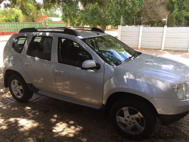 Renault Duster 2x4 in Namibia