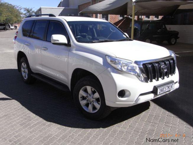 Used Toyota 4.0 V6 Prado TX | 2015 4.0 V6 Prado TX for sale | Windhoek Toyota 4.0 V6 ...