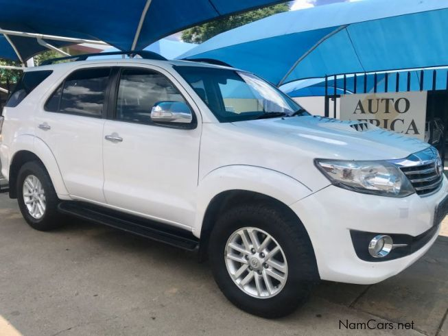 Used Toyota Fortuner 3 0 D4d 4x4 Automatic 2015 Fortuner 3 0 D4d 4x4 Automatic For Sale