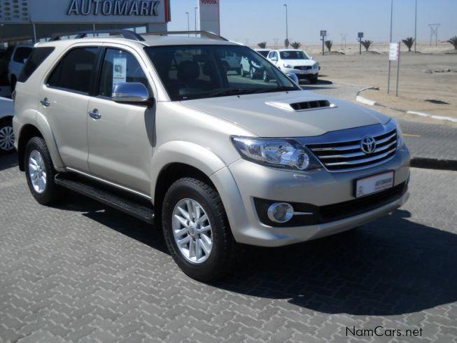 Unimog For Sale >> Used Toyota Fortuner 3.0 D4D 4x4 | 2015 Fortuner 3.0 D4D ...