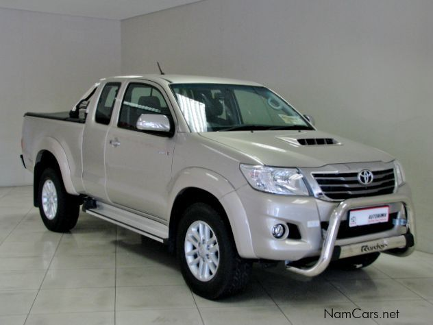 Used Toyota Hilux 2015 Hilux For Sale Windhoek Toyota