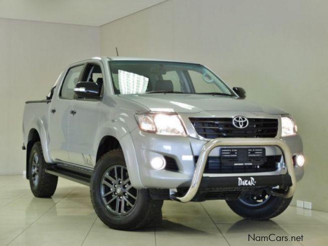 used toyota hilux dakar 2015 hilux dakar for sale windhoek Toyota Hilux Diesel