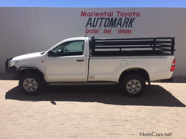 used toyota hilux sc 4x4 2015 hilux sc 4x4 for sale mariental toyota hilux sc 4x4 sales. Black Bedroom Furniture Sets. Home Design Ideas