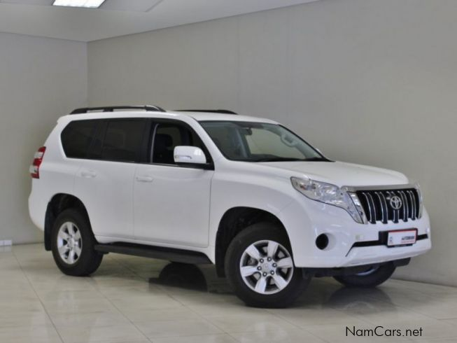 Used Toyota Land Cruiser Prado Diesel 2015 Land Cruiser Prado Diesel For Sale Windhoek