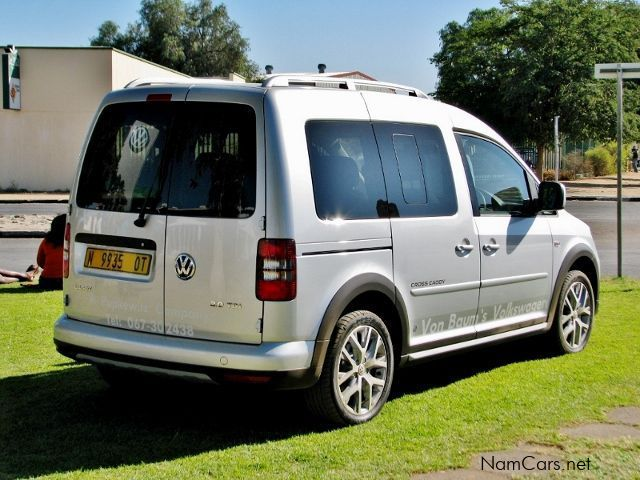 used volkswagen caddy cross tdi 2015 caddy cross tdi for. Black Bedroom Furniture Sets. Home Design Ideas