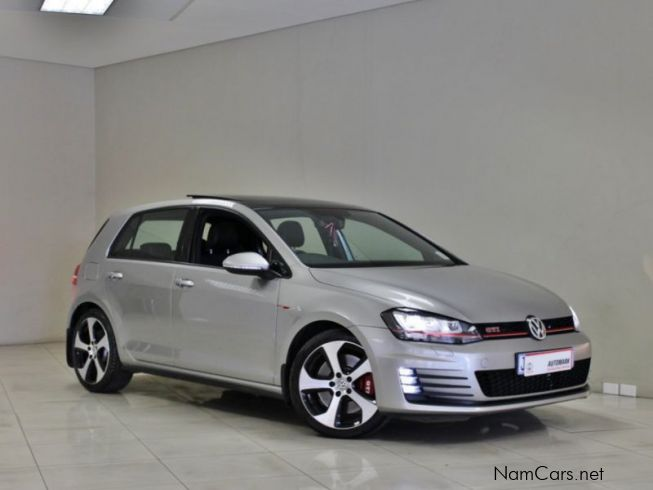 used volkswagen golf 7 gti tsi 2015 golf 7 gti tsi for. Black Bedroom Furniture Sets. Home Design Ideas