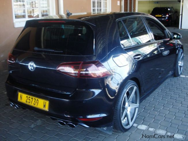 used volkswagen golf 7 r 2 0 tsi dsg 2015 golf 7 r 2 0 tsi dsg for sale windhoek volkswagen. Black Bedroom Furniture Sets. Home Design Ideas