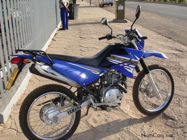 used yamaha xtz 125cc 2015 xtz 125cc for sale. Black Bedroom Furniture Sets. Home Design Ideas