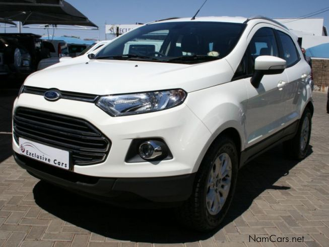used ford ecosport 1 5 tdci titanium manual 2016 ecosport 1 5 tdci titanium manual for sale. Black Bedroom Furniture Sets. Home Design Ideas