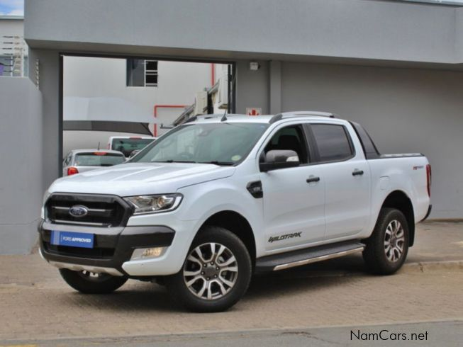 used ford ranger wildtrak hi rider 2016 ranger wildtrak hi rider for sale windhoek ford. Black Bedroom Furniture Sets. Home Design Ideas