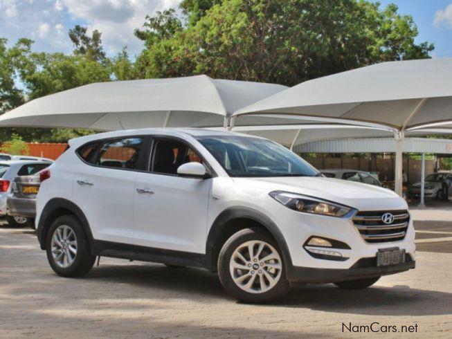 Used Hyundai Tucson Premium