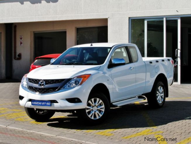 Mazda BT50 in Namibia