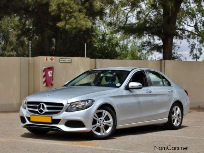Used mercedes benz c180 2016 c180 for sale windhoek for Used cars for sale mercedes benz