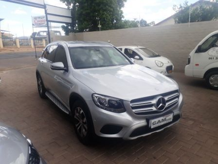 Mercedes-Benz GLC 220 D 4 Matic  SUV in Namibia
