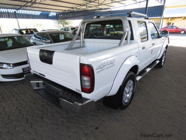 Used Nissan Np300 2 5 D C 4x4 2016 Np300 2 5 D C 4x4 For