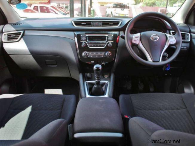 Used Nissan Qashqai Visia Turbo 2016 Qashqai Visia Turbo