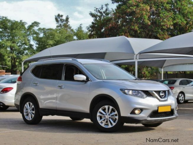 used nissan x trail 2016 x trail for sale windhoek nissan x trail sales nissan x trail. Black Bedroom Furniture Sets. Home Design Ideas