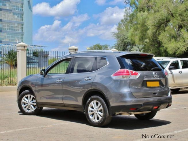 used nissan x trail se 2016 x trail se for sale windhoek nissan x trail se sales nissan x. Black Bedroom Furniture Sets. Home Design Ideas
