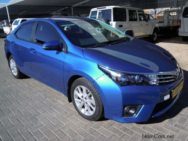 used toyota corolla 1 4 d4d pristige 2016 corolla 1 4 d4d pristige for sale windhoek toyota. Black Bedroom Furniture Sets. Home Design Ideas