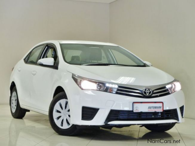 Used Toyota Corolla | 2016 Corolla for sale | Windhoek ...