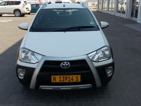 Used Toyota Etios Cross 1.5 | 2016 Etios Cross 1.5 for ...
