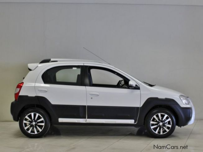 Used Toyota Etios Cross 2016 Etios Cross For Sale