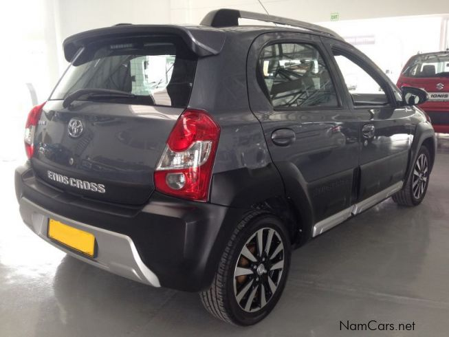 Toyota Etios Cross1.5Xs in Namibia