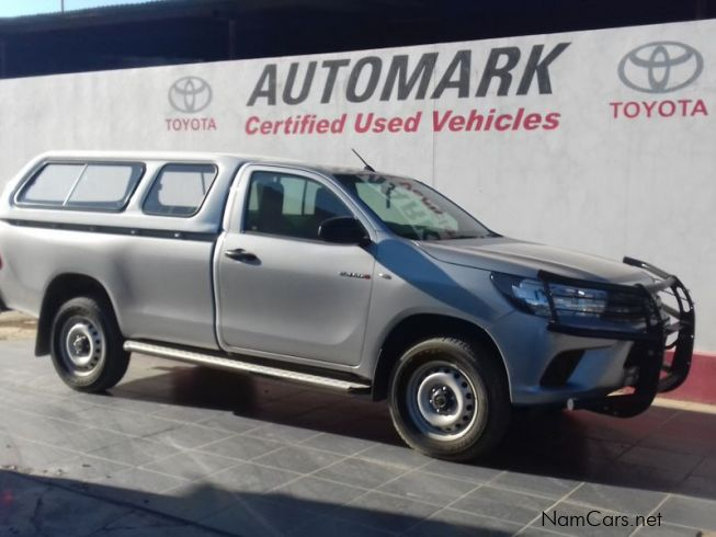 Used Toyota Hilux 2.4 GD6 4x4 Single Cab | 2016 Hilux 2.4 ...