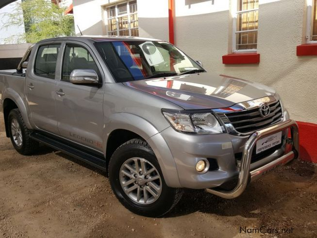Used Toyota Hilux 2 7 Double Cab Legend 45 2016 Hilux 2