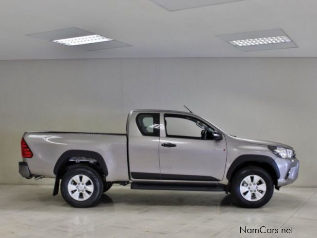 Used Toyota Hilux GD6 SRX | 2016 Hilux GD6 SRX for sale | Windhoek Toyota Hilux GD6 SRX sales ...