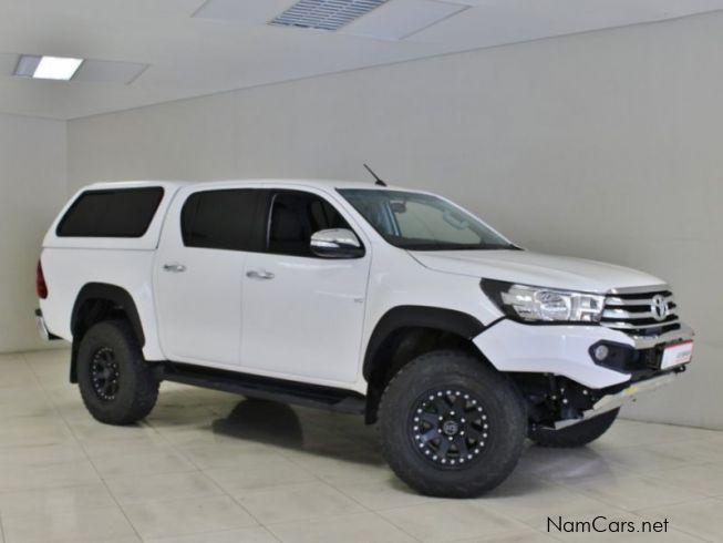 Used Toyota Hilux Raider V6