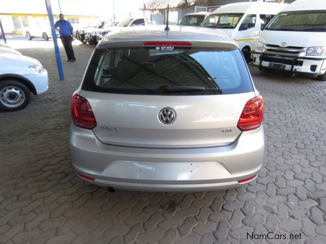 Used Volkswagen Polo 1 2 Tsi Trendline 2016 Polo 1 2 Tsi