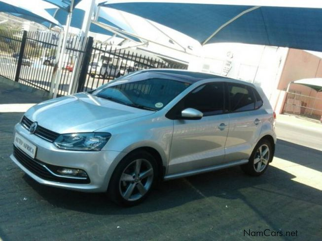 used volkswagen polo 1 2 tsi comfortline 2016 polo 1 2 tsi comfortline for sale windhoek. Black Bedroom Furniture Sets. Home Design Ideas