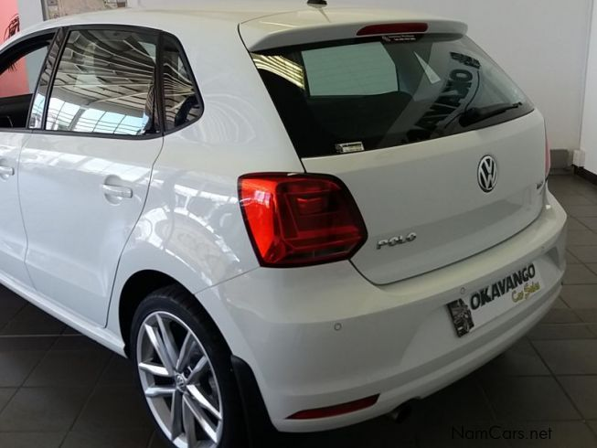 Used Volkswagen Polo 1.2 TSi Highline DSG | 2016 Polo 1.2 TSi Highline DSG for sale | Windhoek ...