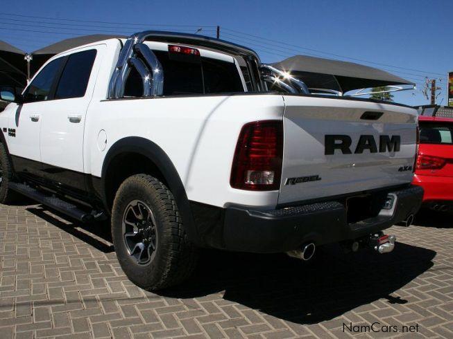 Used dodge ram rebel 5 7 hemi double cab 2017 ram rebel for Dodge ram 5 7 hemi motor for sale