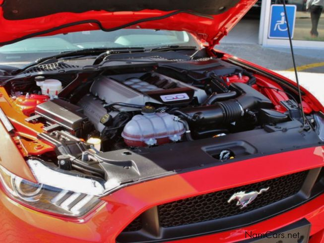 Ford Mustang 5.0 GT Fast Back V8 in Namibia