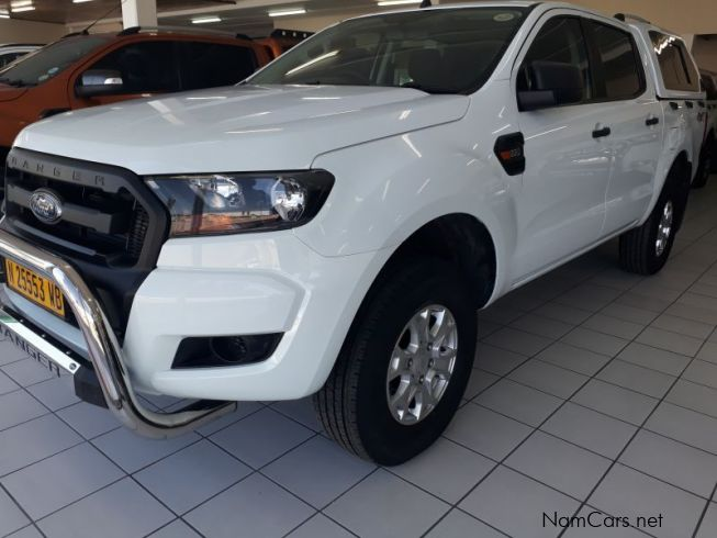 Used Ford Ranger 2.2TDCi D/Cab XL 4x4 6AT | 2017 Ranger 2 ...