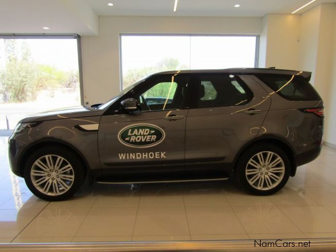 Used Land Rover All New Discovery Td 6 2017 All New