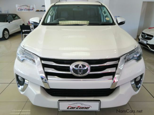Toyota Fortuner 2.8 GD-6 A/T 4x4 in Namibia