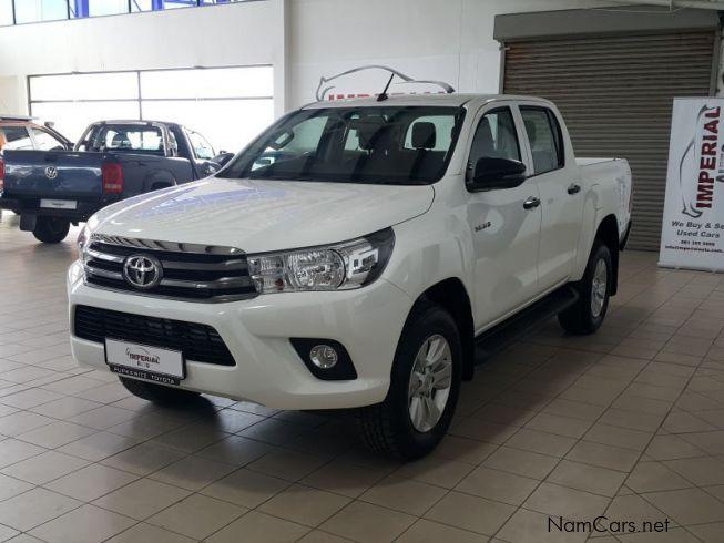 Used Toyota Hilux SRX D/C 2.4GD6   2018 Hilux SRX D/C 2 ...