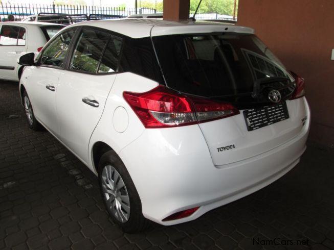 Used Toyota Yaris 1 5xi